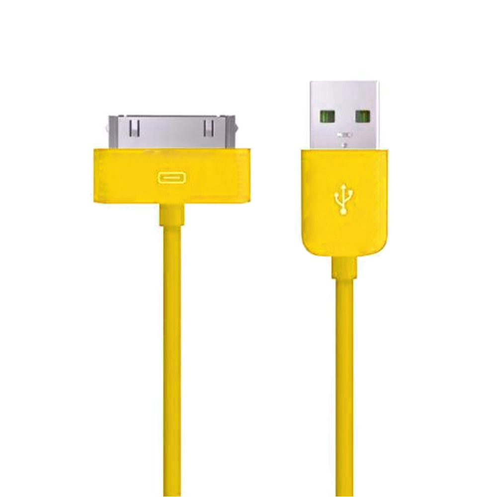 1m 3m lang sync ladekabel usb datenkabel leitung for iphone 4 4s ipad ipod touch. Black Bedroom Furniture Sets. Home Design Ideas