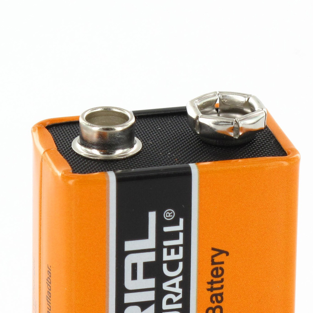 4x duracell industrial 9v pp3 mn1604 block alkaline batteries replaces procell. Black Bedroom Furniture Sets. Home Design Ideas