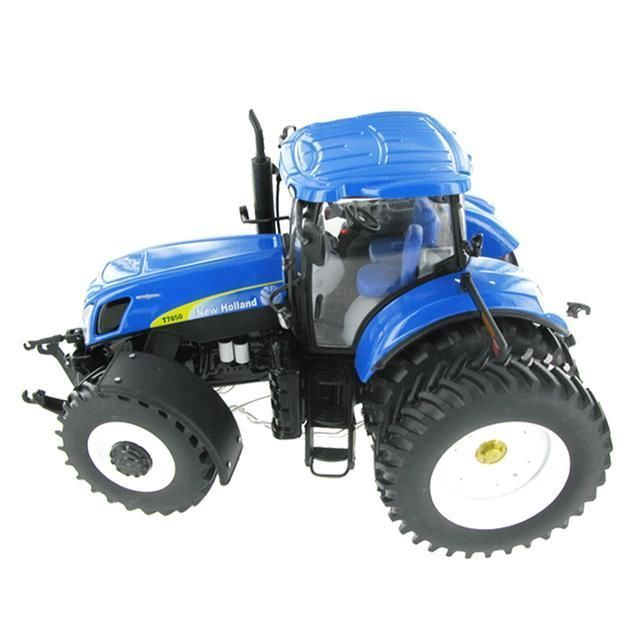 Dual Wheels For Tractors : Scale ros new holland t row crop dual rear