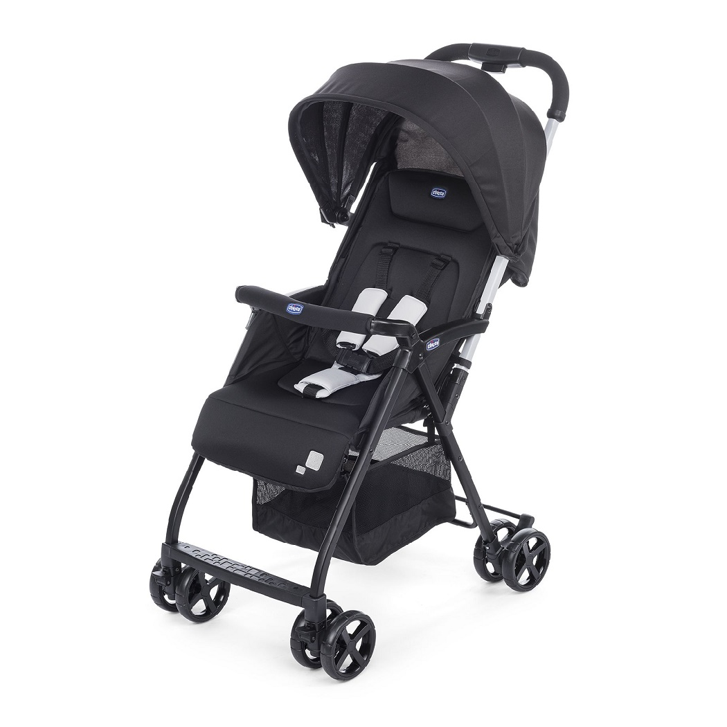 Chicco Ohlala Stroller Black Super Compact Amp Lightweight