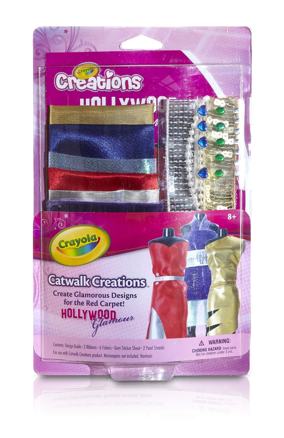Crayola Creations Hollywood Glamour Theme Pack Ebay