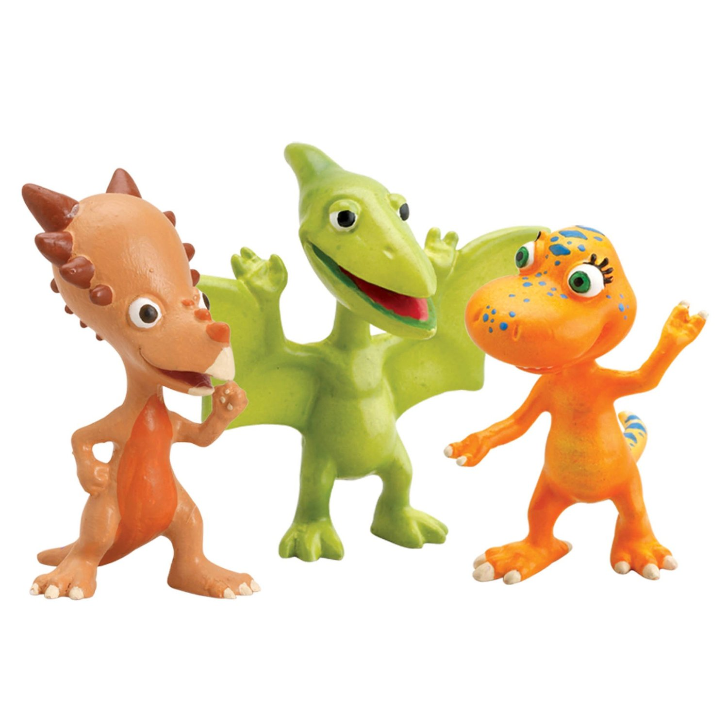 Dinosaur Train Toys : Learning curve dinosaur train collectible figures to
