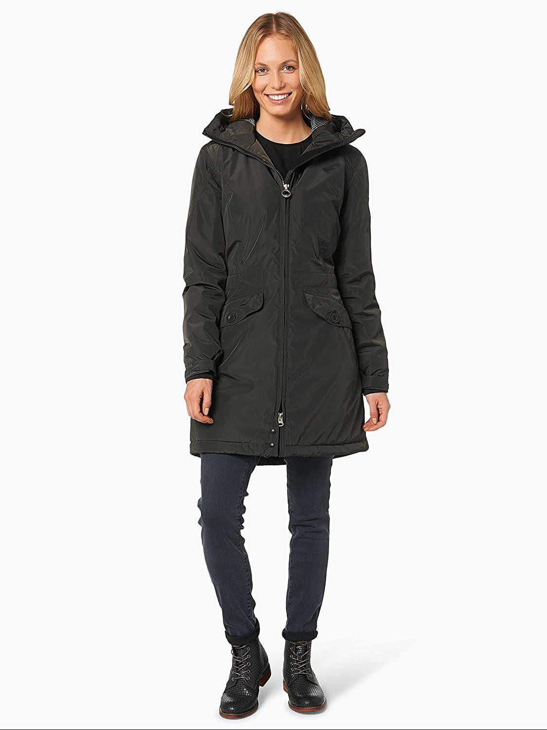 neu wellensteyn cucina winter damen winterjacke parka. Black Bedroom Furniture Sets. Home Design Ideas