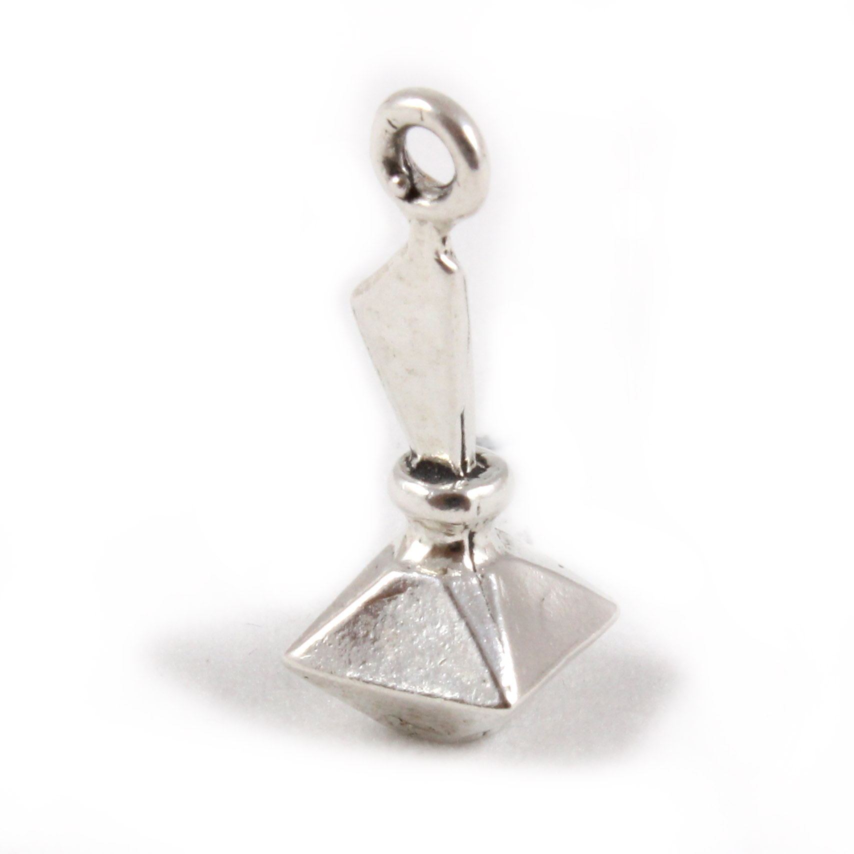 scent bottle charm 3d sterling silver charms perfume ebay