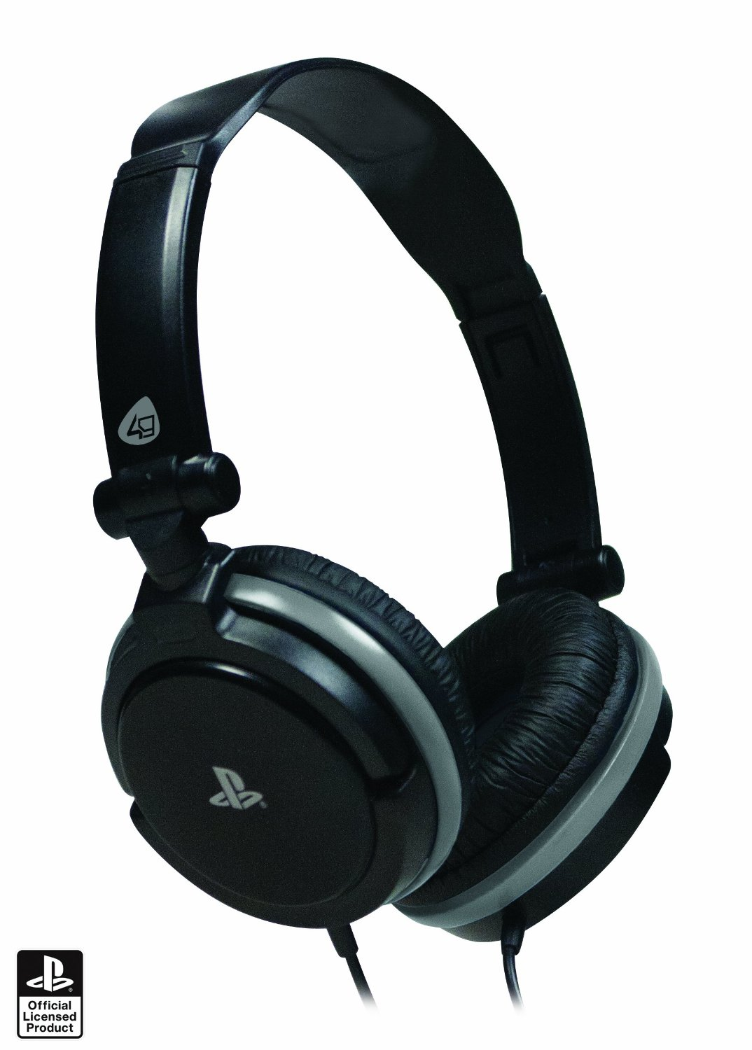 officially sony licensed stereo gaming headset playstation. Black Bedroom Furniture Sets. Home Design Ideas