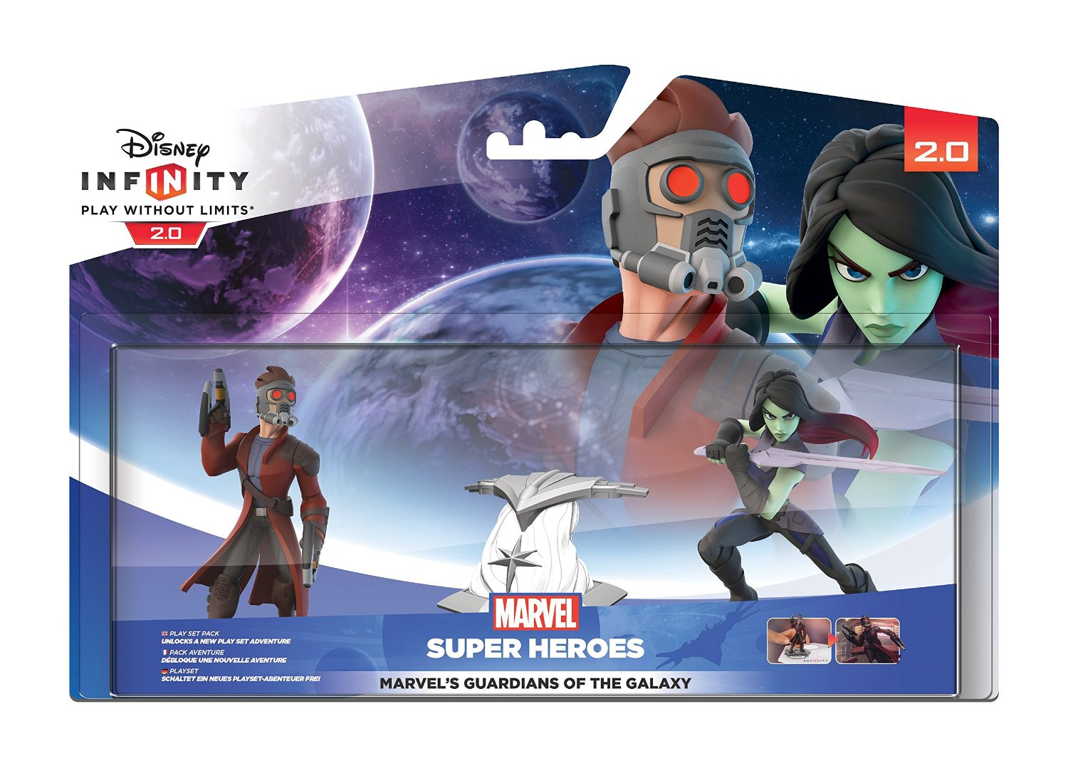 Disney Infinity 2 0 Guardians Of The Galaxy Playset Pack