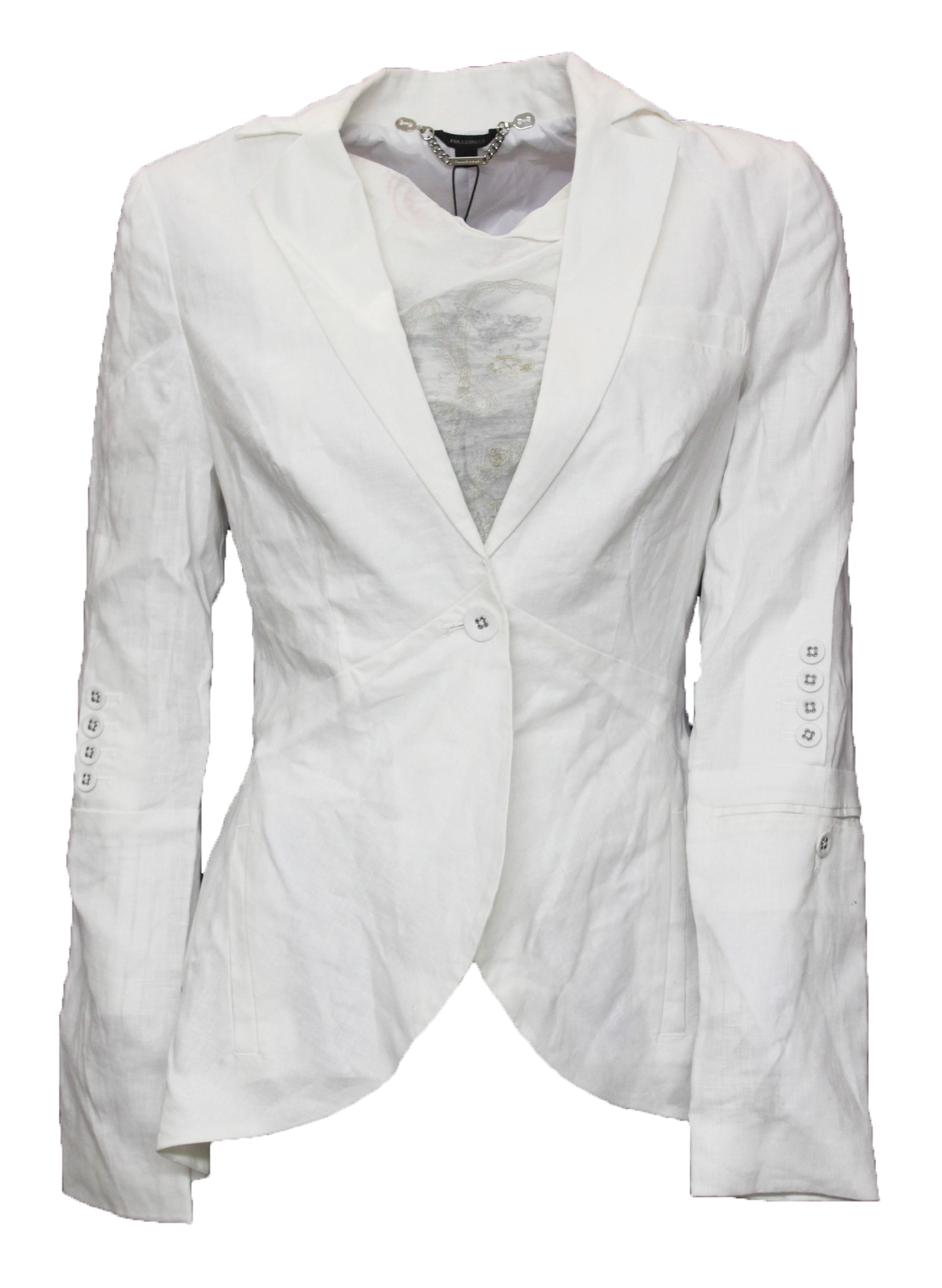 Linen blazers for women are timeless pieces that will be worn around for generations. The linen blazer for women is the definition of what a lady should wear to achieve a sophisticated appearance. Our women's linen blazer will restore confidence, emit class, and bring a lifetime of happiness to a Fashionista's closet.