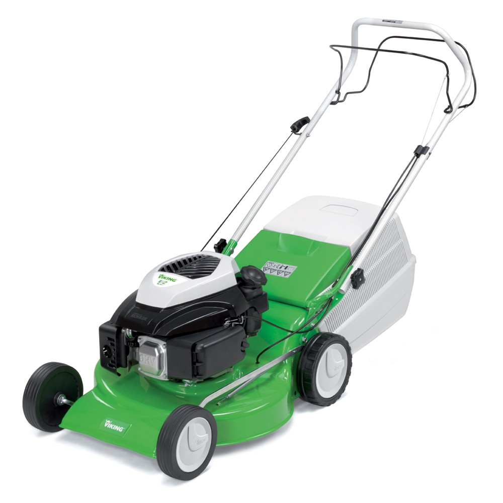 viking 4 stroke petrol garden lawn mower stihl ebay. Black Bedroom Furniture Sets. Home Design Ideas